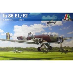AEREO JU 86 E1/E2 KIT 1/72