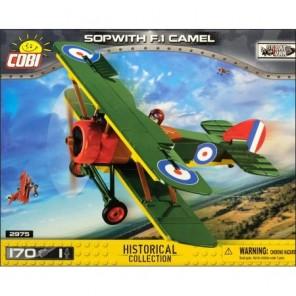 COBI AEREO SOPWITH F.1 CAMEL
