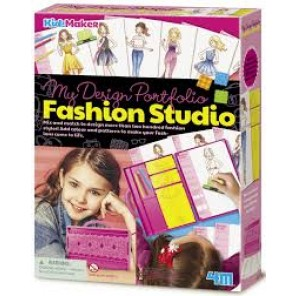 MY DESIGN PORTFOLIO FASHION STUDIO