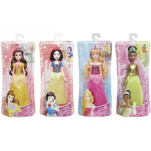 PRINCIPESSE DISNEY SHIMMER DOLL ASS.