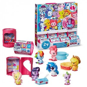 MY LITTLE PONY CUTY MARK ASSORTITI
