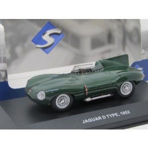 AUTO JAGUAR D TYPE 1/43