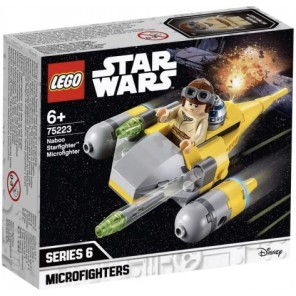 SW MICROFIGHTERS NABOO STARFIGHTER
