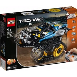 TECHNIC STUNT RACER TELECOMANDATO