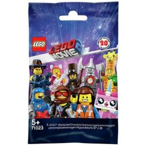 MINIFIGURES LEGO MOVIE 2