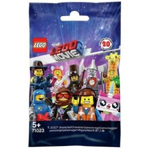 MINIFIGURES LEGO MOVIE 2