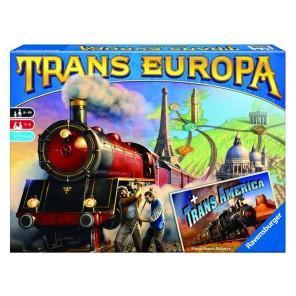 TRANS EUROPA + TRANS AMERICA