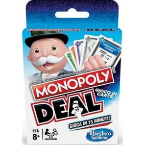 GIOCO MONOPOLY DEAL