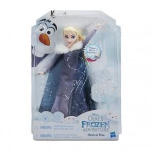 FROZEN OLAF'S ADVENTURE ELSA MUSICALE