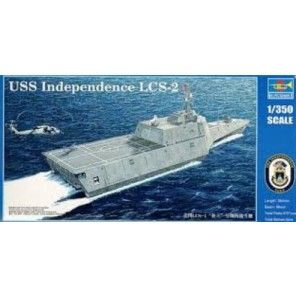 NAVE USS INDEPENDENCE lcs-2 KIT 1/350