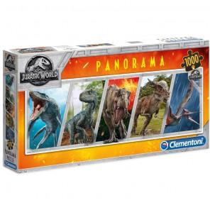 1000 PZ PANORAMA JURASSIC WORLD