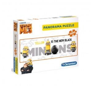 1000 PZ PANORAMA MINIONS