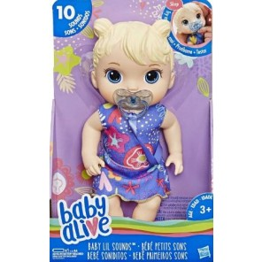 BABY ALIVE LIL SOUNDS