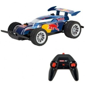 AUTO R/C BUGGY RED BULL 1/20