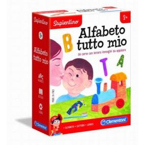 SAPIENTINO ALFABETO TUTTO MIO