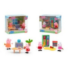 PEPPA PIG MINI PLAYSET ASS.