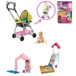 BARBIE SKIPPER BABYSITTER ACCESSORI