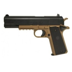 PISTOLA SOFTAIR MOLLA COLT 1911 TAN