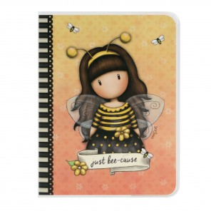 NOTEBOOK A6 BEE LOVED