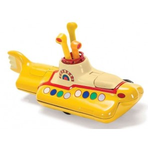 BEATLES YELLOW SUBMARINE