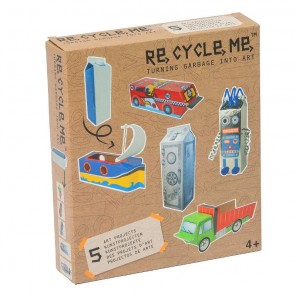 RE,CYCLE,ME CARTONE DEL LATTE BAMBINO