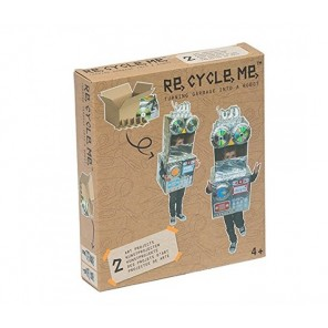 RE,CYCLE,ME MAKE A ROBOT