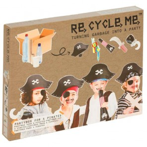 RE,CYCLE,ME PIRATE BOX
