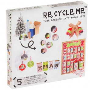 RE,CYCLE,ME DECORAZIONI DI NATALE