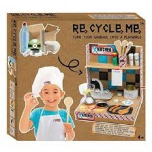 RE,CYCLE,ME PLAYWORLD CUCINA