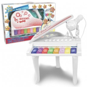 BABY PIANO ELETTRONICO 8 TASTI