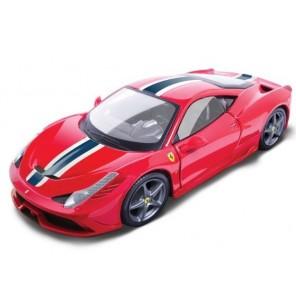 AUTO FERRARI 458 SPECIALE 1/18