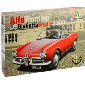 AUTO ALFA ROMEO GIULIETTA KIT 1/24