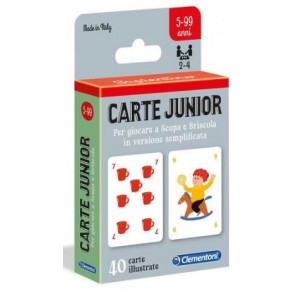 GIOCO CARTE JUNIOR