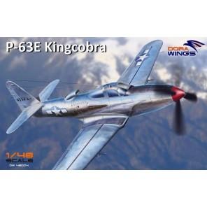 AEREO P-63E KINGCOBRA KIT 1/48