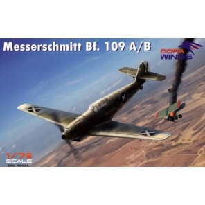 AEREO BF109 A/B KIT 1/72