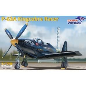 AEREO P-63A KINGCOBRA RACER KIT 1/72