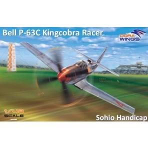 AEREO BELL P-63C KINGCOBRA KIT 1/48