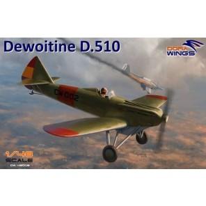 AEREO DEWOTINE D.510 KIT 1/48
