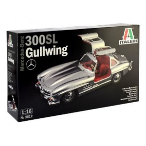 AUTO MERCEDES 300SL KIT 1/16