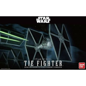 STAR WARS TIE FIGHTER KIT 1/72