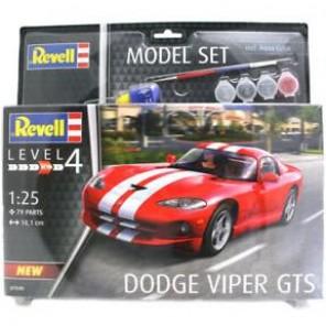 AUTO DODGE VIPER STARTKIT 1/25