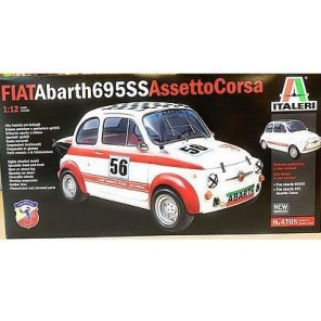 AUTO FIAT ABARTH 695SS KIT 1/12