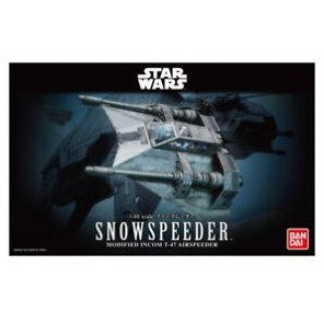 STAR WARS SNOWSPEEDER KIT 1/48
