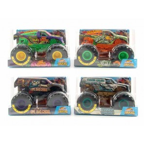 HOTWHEELS MONSTER TRUCKS MEDIO ASS