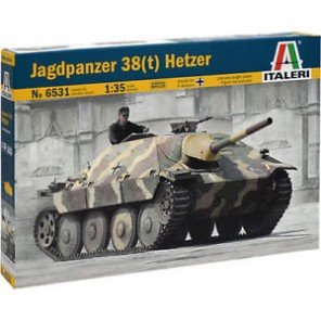 CARRO ARMATO JAGDPANZER 38 KIT 1/35