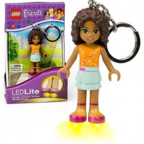 LEGO PORTACHIAVI LED FRIENDS