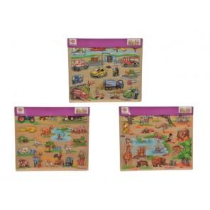 puzzle sagomati