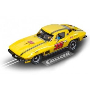 AUTO SLOT CORVETTE STING RAY 1/32