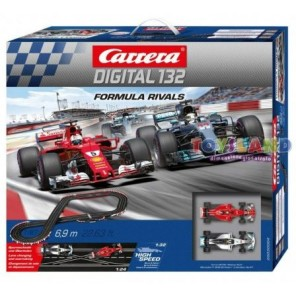 PISTA CARREA DIGITAL 132 FORMULA RIVALS
