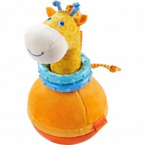 giraffa sempre in piedi